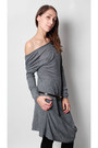 Silver-asymmetric-cristina-gavioli-dress
