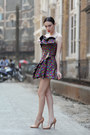 Purple-wwwletthemstarecom-dress-neutral-zara-heels