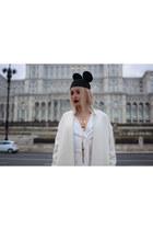 H&M blazer - H&M coat - Zara pants