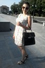 Bershka-dress-meli-melo-bag-h-m-sunglasses-poema-sandals