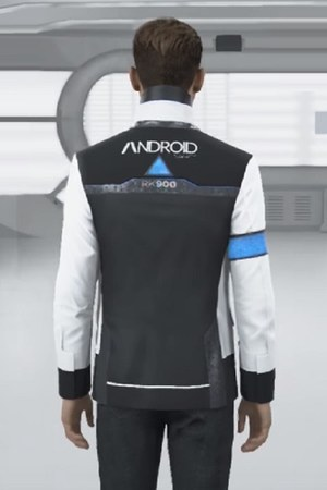 Video Game RK800  Detroit Become Human jacket