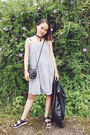 Silver-2nd-hand-dress-black-motojacket-jacket-black-mini-cats-aldo-bag