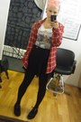 Brick-red-new-look-shirt-black-ebay-shoes-ruby-red-river-island-coat