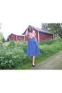 Zara-blouse-skirt