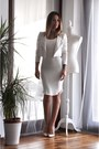 Cream-h-m-dress-cream-bershka-jacket-cream-ebay-heels