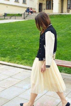 Topshop shoes - H&M jacket