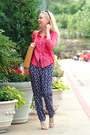 Ripani-bag-mexx-blouse-forever-21-pants-sandals-mexx-top