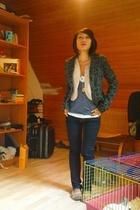 Gooddess jeans - Tally Weijl blazer