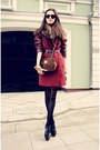 Black-marni-heels-brick-red-with-leather-sheinside-coat