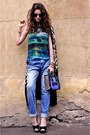 Blue-boyfriend-jeans-salsa-jeans-jeans-blue-celine-bag