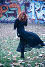 Black-musette-boots-black-mango-blouse-black-kotton-cardigan