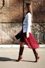 Perspex-wedge-maison-martin-margiela-boots-mango-skirt
