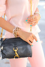 Black-rebecca-minkoff-bag-light-pink-paige-denim-jeans