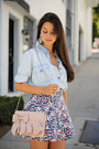 Periwinkle-club-monaco-shirt-ivory-red-valentino-bag