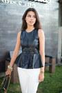 Black-rebecca-minkoff-bag-black-zara-top-white-glamrockchic-heels