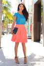 Orange-zara-shoes-black-31-phillip-lim-bag-orange-nanette-lepore-skirt