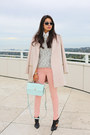 Light-pink-mcginn-coat-white-theory-sweater-light-blue-rebecca-minkoff-bag