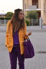 Mustard-senape-blazer-romwe-blazer-camel-boots-asos-boots