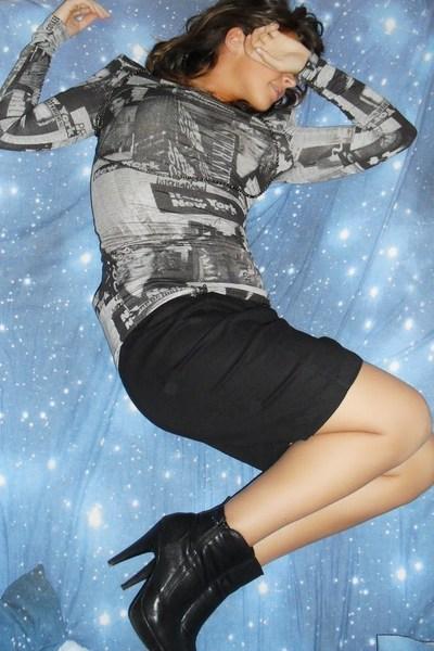 Zara skirt - matilde shirt - silvian heach blouse