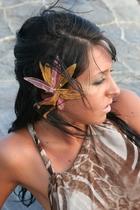 Calliope blouse - H&M accessories