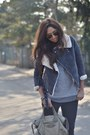 Heather-gray-romwe-jacket-silver-zara-shoes-gray-zara-jeans