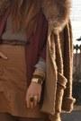 Ruby-red-blazer-h-m-blazer-camel-boots-asos-boots-brown-coat-zara-coat