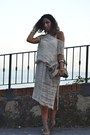 Eggshell-made-in-positano-dress-light-brown-miabag-bag