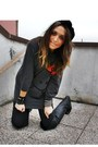 Gray-h-m-sweater-gray-zara-jeans-black-zara-boots-black-no-brand-bracelet-