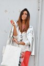 Silver-zara-jacket-silver-miista-shoes-white-zara-shirt-white-bershka-bag