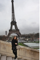 black Zara vest - gray H&M shirt - black Zara boots - gray balenciaga purse