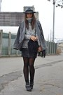 Black-diy-details-cheap-monday-boots-heather-gray-h-m-hat