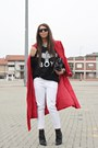 Red-sheinside-coat-off-white-zara-jeans-black-sheinside-sweatshirt