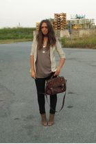 brown new purse asos purse - brown sale boots Zara boots
