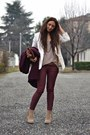 Camel-forever-21-boots-brick-red-h-m-coat-ivory-h-m-blazer