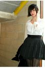 White-blouse-black-skirt-black-tights-black-boots