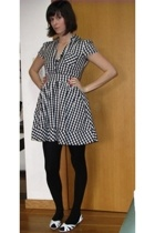 H&M dress - veritas tights - Pimkie shoes