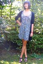 vest - dress - shoes - accessories