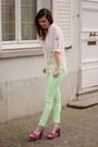 Lime-green-pants