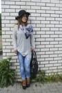Blue-slim-fit-jean-mavi-mira-jeans-black-bonprix-collection-hat