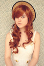 White-lace-koogal-dress-black-rubi-shoes-boots-beige-wholesale-hat