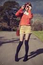 Dark-brown-glasses-markets-glasses-burnt-orange-vintage-sweater