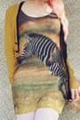 Bronze-map-print-wholesale-bag-black-suede-lace-up-rubi-shoes-boots