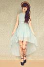 Black-label-shoes-shoes-light-blue-glamorous-uk-dress-beige-wholesale-hat