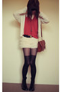 Cream-forever-21-cardigan-black-black-boots-department-store-boots
