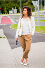 White-leather-ccc-shoes-white-leather-funknsoul-jacket