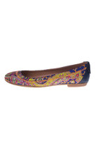 Paisley Ballerina Shoes