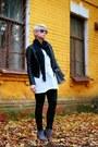 Zara-boots-zara-bag