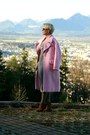 Heather-gray-asoscom-dress-bubble-gum-asoscom-coat