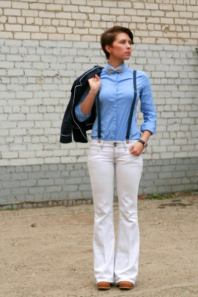 Zara jeans - Mango shirt
