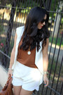 Burnt-orange-sole-society-bag-off-white-zara-shorts